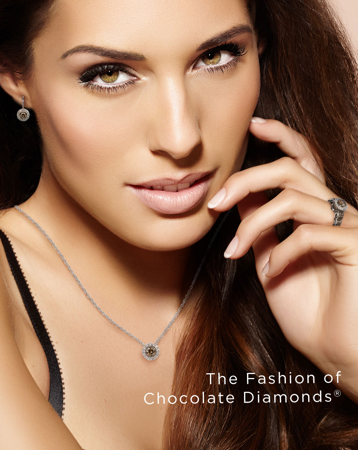 The Fashion Of Chocolate Diamonds